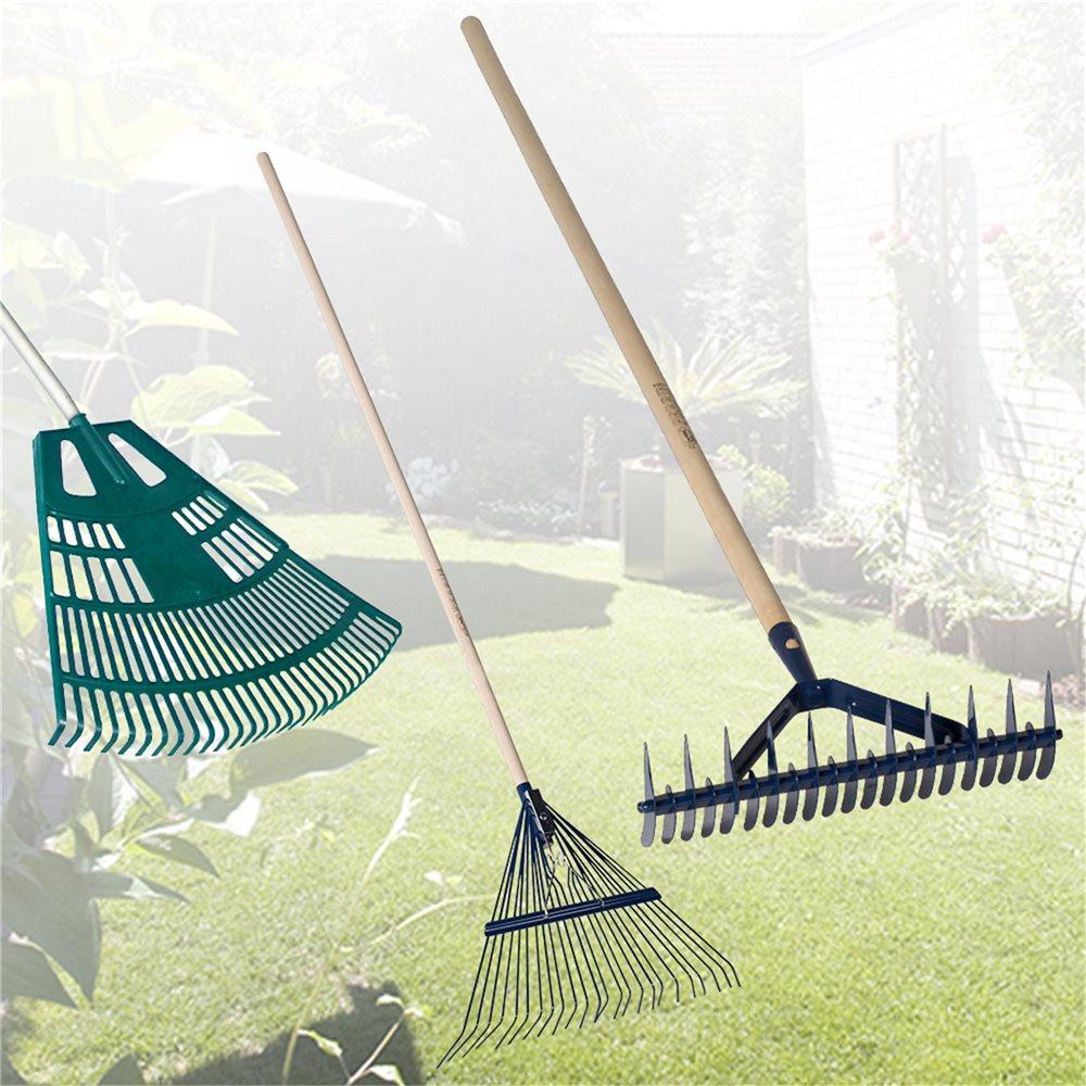Balais feuilles ou balais gazon forges et jardins for Balayeuse a feuille et gazon